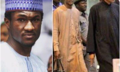 Buhari set to attend son's wedding