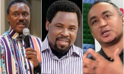 Daddy Freeze Knocks Chris Okotie For Revealing 'The Truth' About TB Joshua