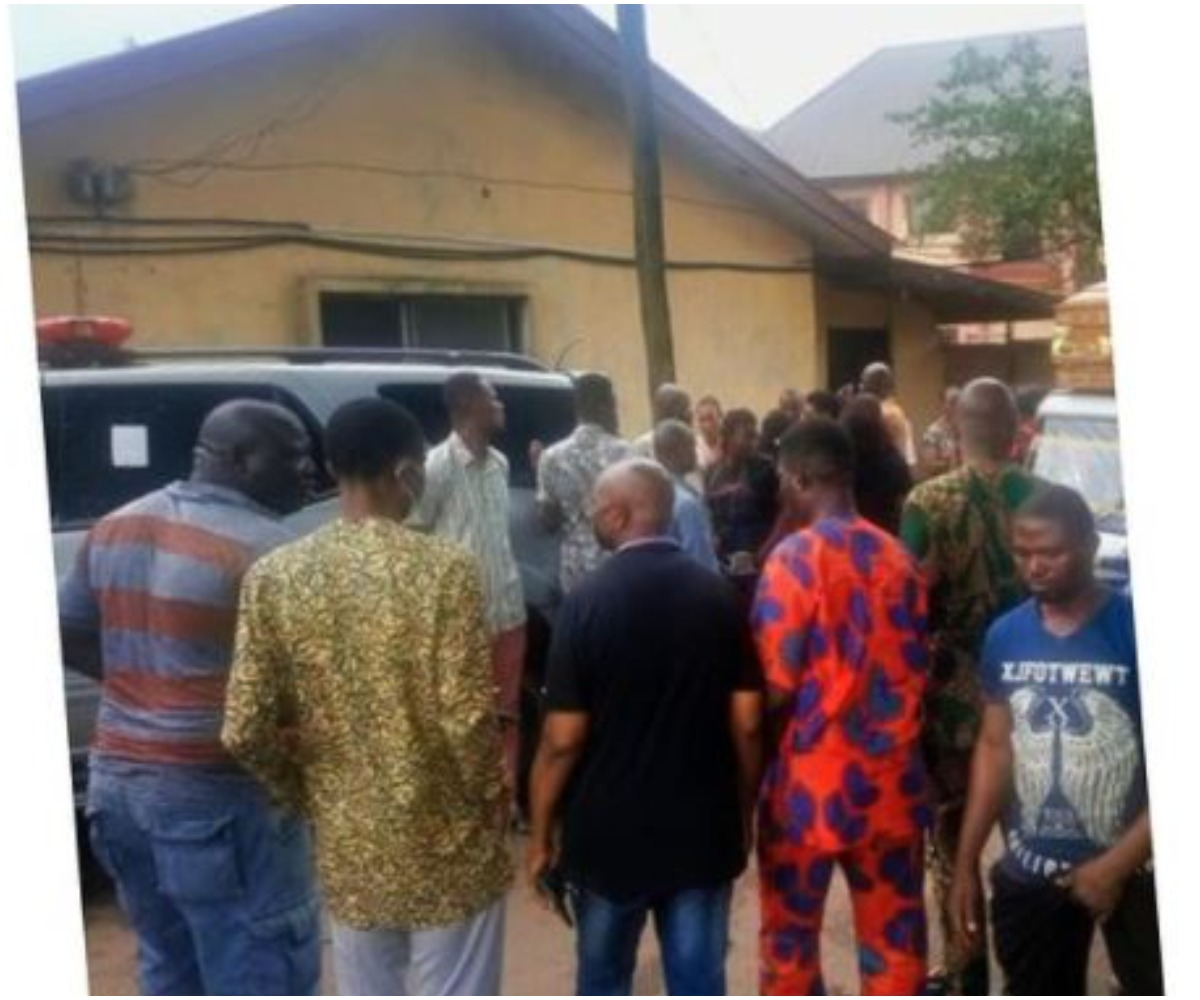 Family Of Seven Confirmed Dead After Eating Suya Photos