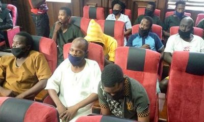 'It's Ridiculous' - Lawyer Reacts To Theft Of DSS Case File On Igboho Aides
