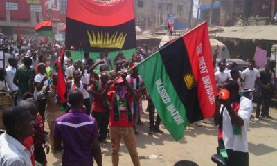 IPOB To Return Sit-at-home Order To South-East