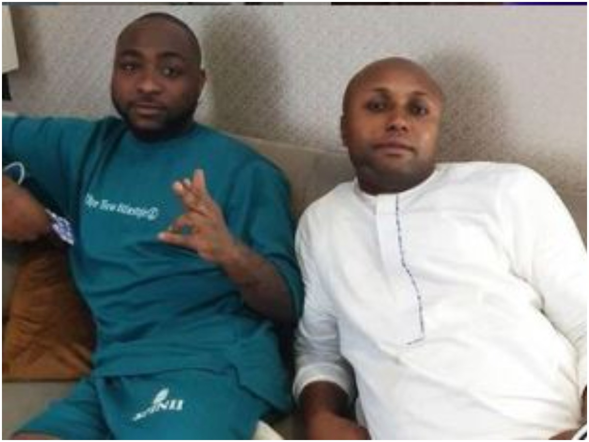 Israel DMW Cries Out To Nigerians To Beg His Boss, Davido Over Sack Letter