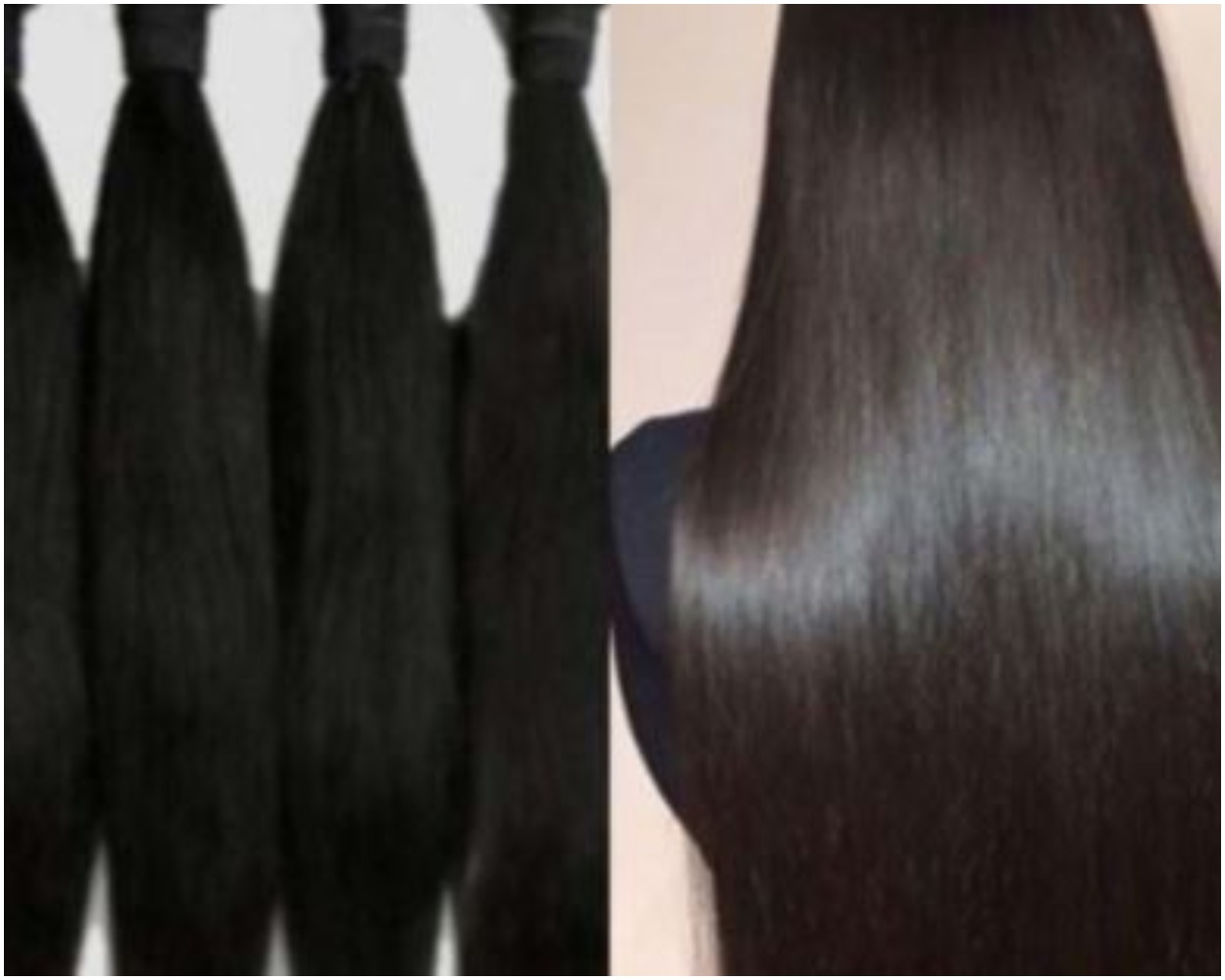 Lady buys hair with money meant for her busines