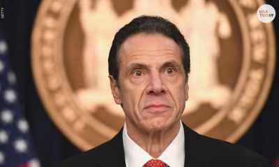 Embattled New York Governor Andrew Cuomo announced his resignation on Tuesday after 11 women accused him of sexual harassment.