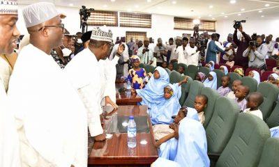 Freed Niger Pupils Narrate Ordeal In Badit Terrorists' Custody