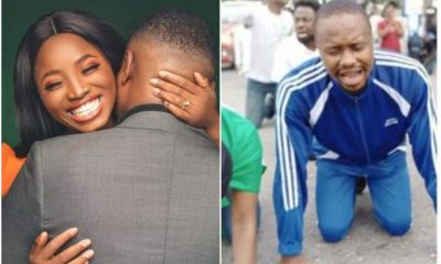 Nigerian Lady Sets To Wed Man She met during endsars protest