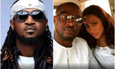 Nigerians Drag Paul Okoye Over Failed Marriage, His Disrespect To Peter's Wife, Lola