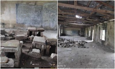 Nigerians React To Photos From Classroom In A Community Primary School In Rivers
