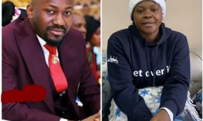 Pastor Suleman Gave Me 500K For A Quickie- Nollywood Actress, Ifemeludike confesses