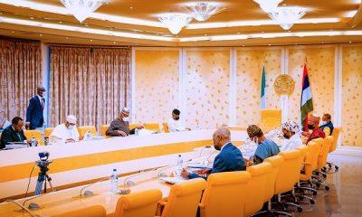 Osinbajo presides over FEC