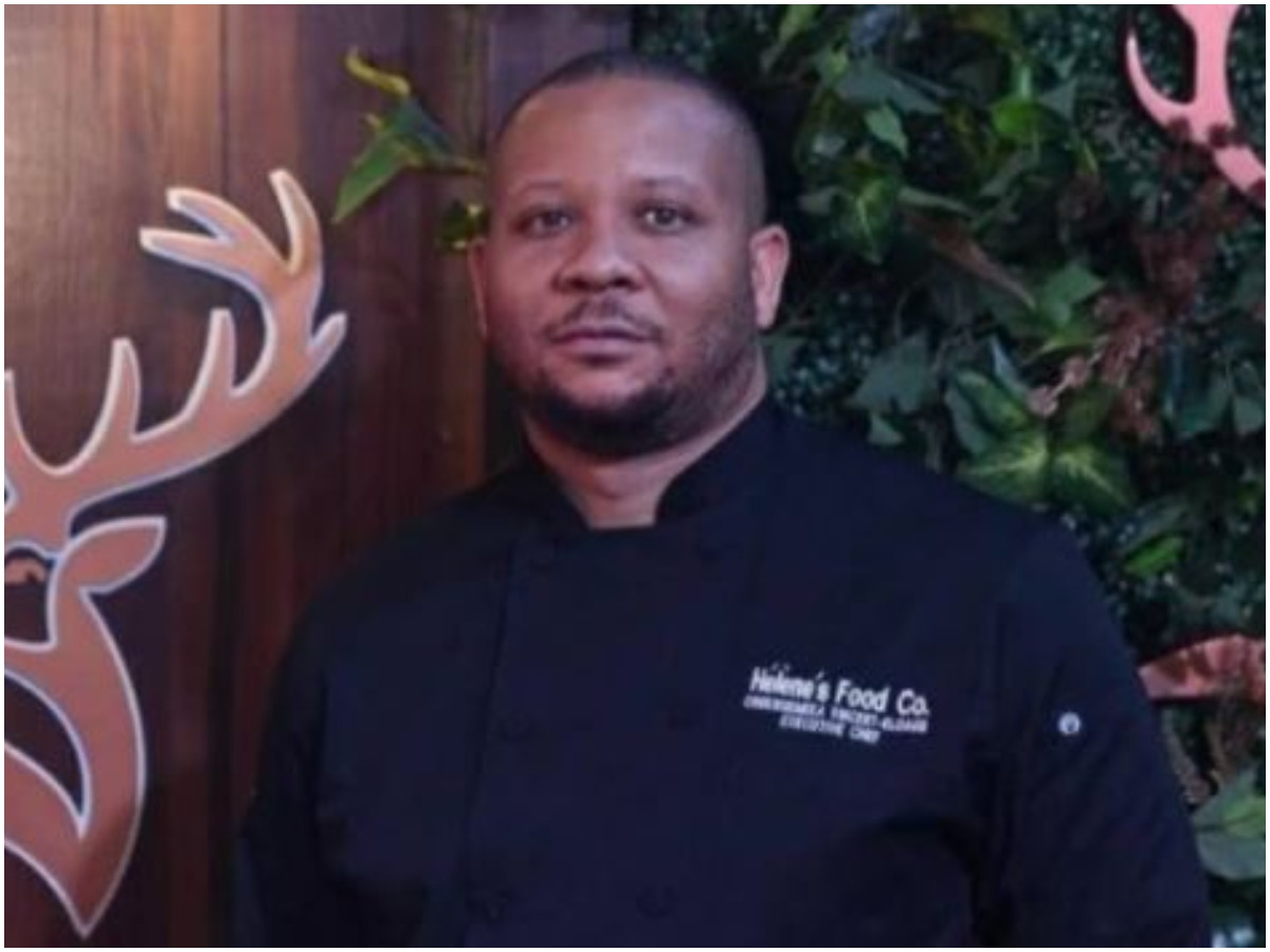 Popular Abuja Chef, Emeka Eloag