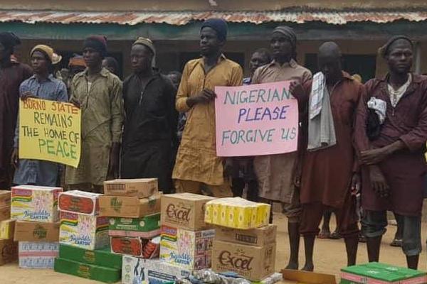 Let's Forgive Repentant Insurgents – Shehu Of Borno Begs Nigerians