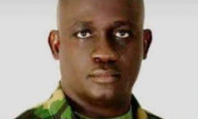 Army Denies Assasination Of Col. Sakaba Over Alleged Looted Funds