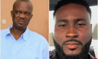 Veteran Actor, Charles Inojie Sends Pere A Cryptic Message Following Clash With White money