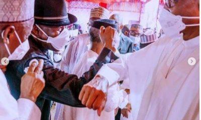 Buhari's Son Yusuf Marries Zahra On Half A Million Dowry |Photos
