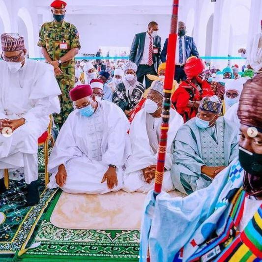 Buhari's Son Yusuf Marries Zahra On Half A Million Dowry  Photos