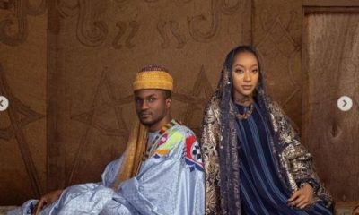 Buhari's Son, Yusuf And Wife To Be, Zahra Releases Breathtaking Pre-Wedding Photos