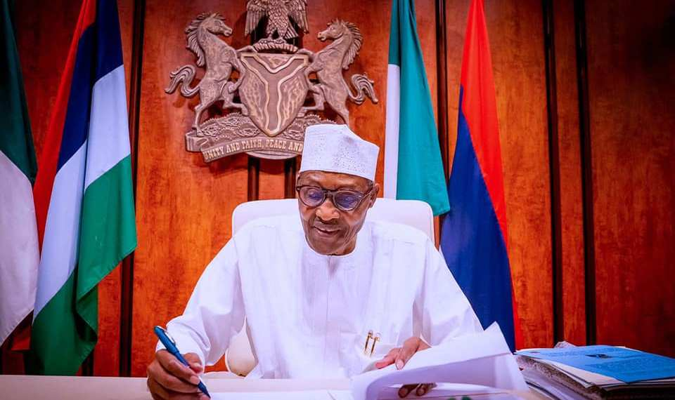 2023 Presidency: Gov Sule Names Who APC Governors Want To Succeed Buhari
