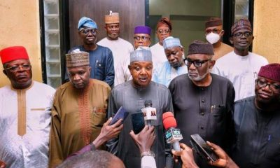 APC governors buni