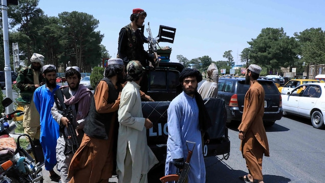 In 10 days, the Taliban have virtually conquered all of Afghanistan Photo: Reuters