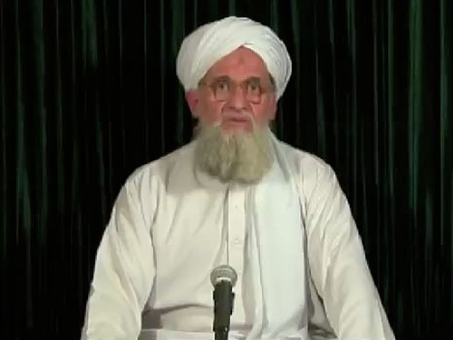 Al-Qaeda leader rumoured to be dead appears in video released on 9/11 anniversary
