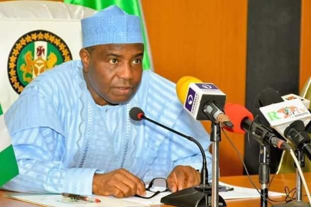 Aminu Tambuwal of Sokoto State