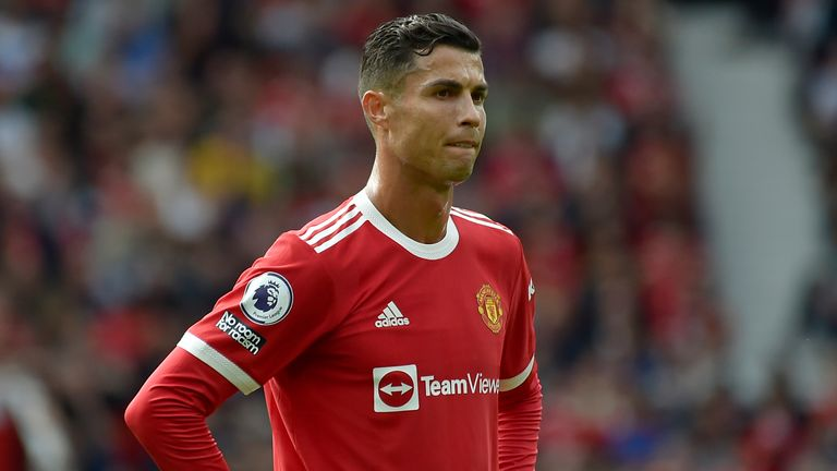 Manchester United Star, Cristiano Ronaldo Scammed