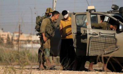 Prisoners who escaped from an Israeli prison were arrested