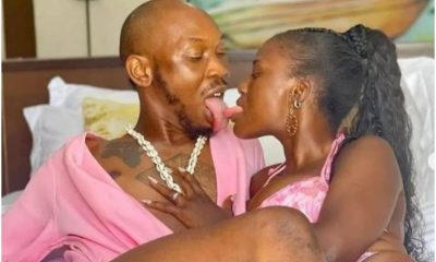 Seun Kuti And His Lover, Yetunde Tensions Fans With Loved Up Photos