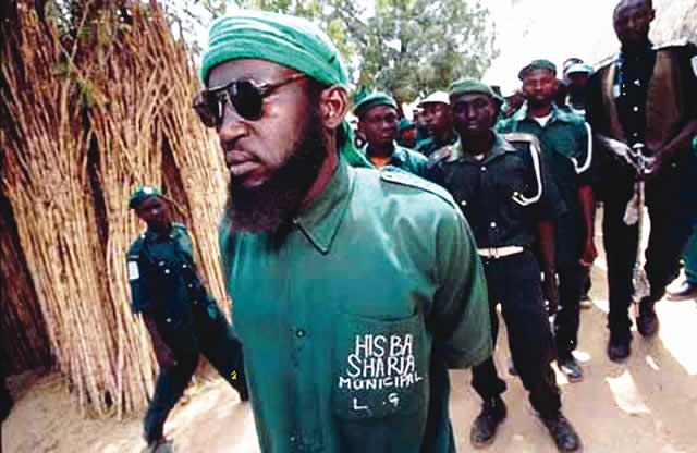 Hisbah sharia police in Kano