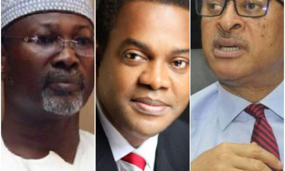 Pat Utomi, Jega, PRP, ADC, Labour Party Fixes Date To Unveil New Mega Party