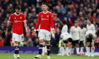 0-5 defeat, one goal canceled, one exclusion- Manchester United's nightmarish match against Liverpool