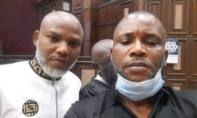 Nnamdi Kanu Hails UN For Asking Nigeria, Kenya To Explain His Illegal Arrest, Extradition'