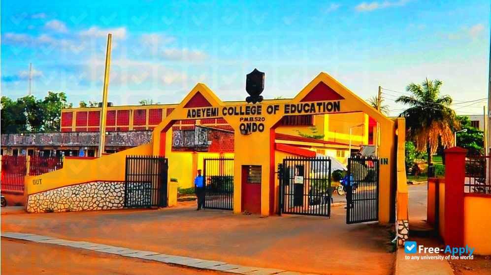 Adeyemi College of Education