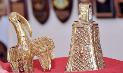 Benin Bronze from Germany