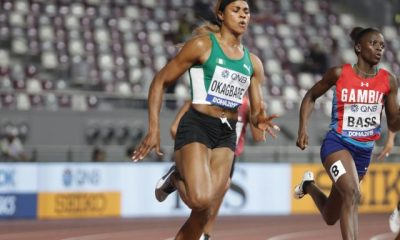 Blessing Okagbare Tests Positive For EPO