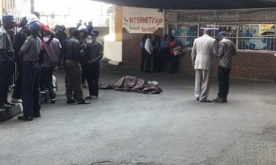 Suicide in Zimbabwe