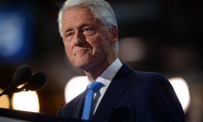 Former US President Bill Clinton Hospitalized