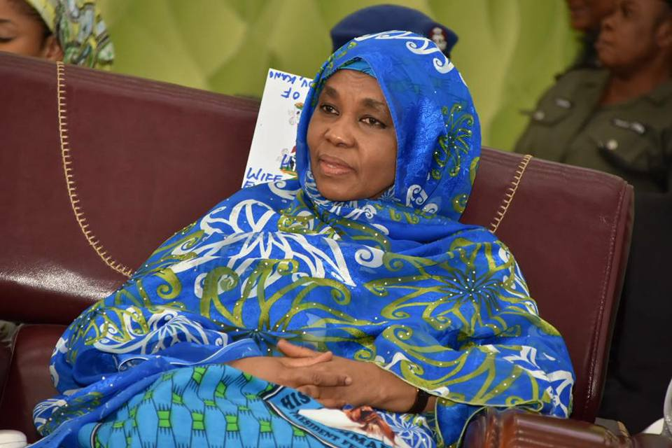 JUST IN: Kano Govt Speaks On Arrest Of Ganduje's Wife By EFCC
