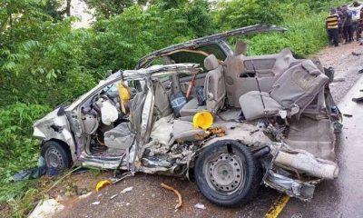 Osun Road Crash