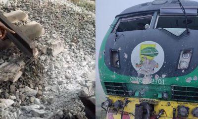 Kaduna abuja rail train attack