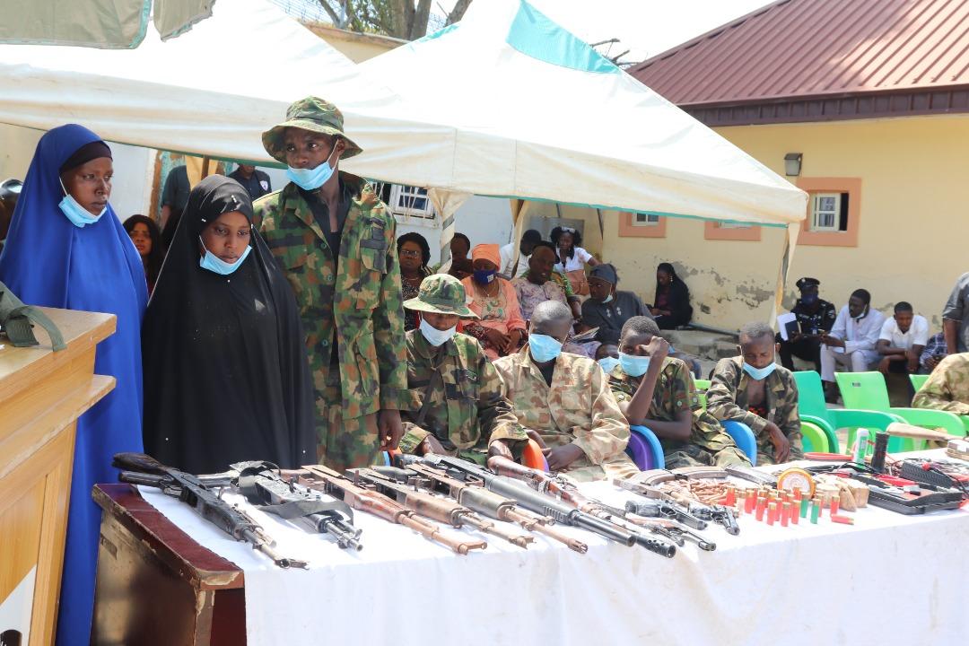 Police Nab 34 High-Profile Kidnappers, Trans-Border Car Thieves [Photos] |  Naija News