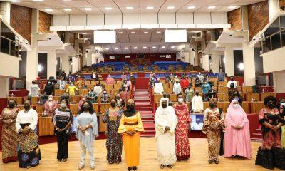 Nigeria Visits Rwanda Parliarment