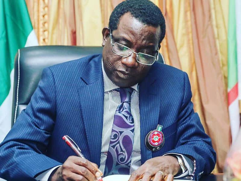 Plateau State Governor Simon Lalong