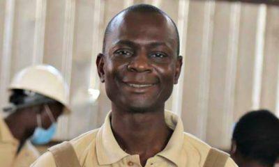 Jonathan's cousin, Robert Azibaola