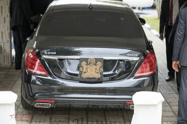 2022: Buhari Budget ₦1.6bn For New Vehicles
