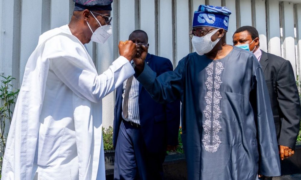 Sanwo-Olu Reveals What Tinubu Brought Back From London For 2023 Elections