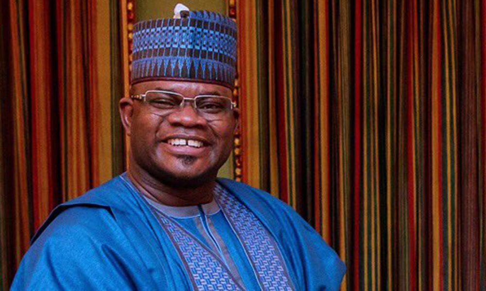 2023: Yahaya Bello Meets NEF Chairman Over Presidential Bid