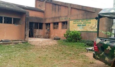 Oyo Prison Attack