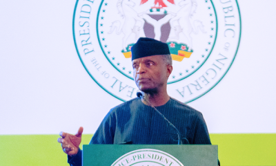 Osinbajo Never Called For Naira Devaluation - Presidency